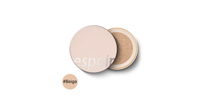 Espoir Taping Cover Cushion with Refill [13ml x 2pcs] #Beige
