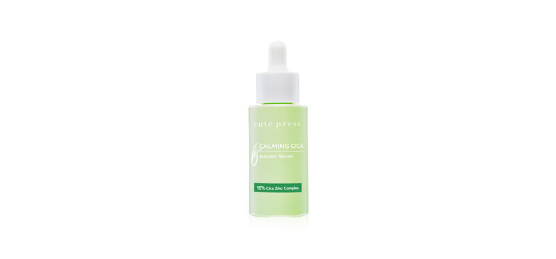 Cute Press Calming Cica Booster Serum 30ml