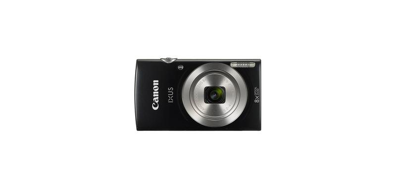 Canon PowerShot IXUS 185 Black