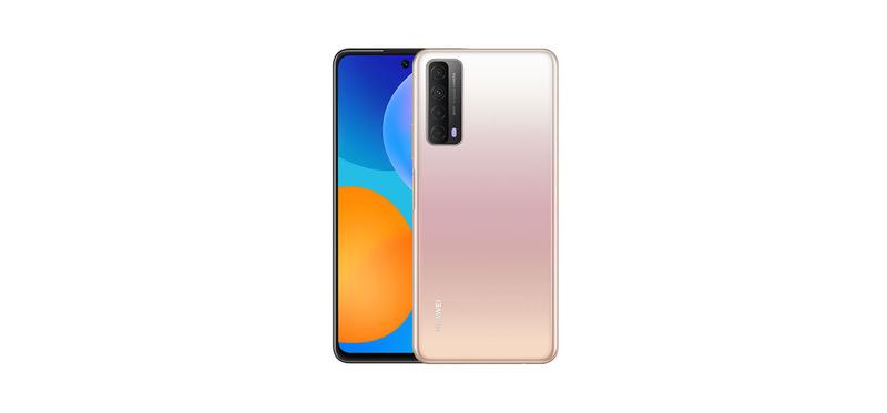 Huawei Y7a Blush Gold Ram 4GB | Rom  128GB