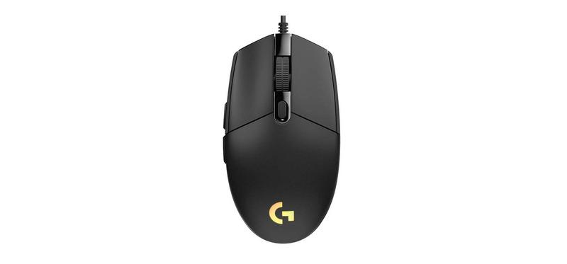 Logitech G102 Gen2 Lightsync White