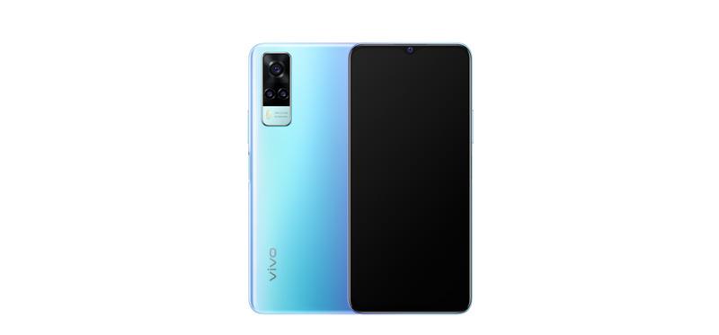 Vivo Y31 Ocean Blue Ram 8GB | Rom 128GB