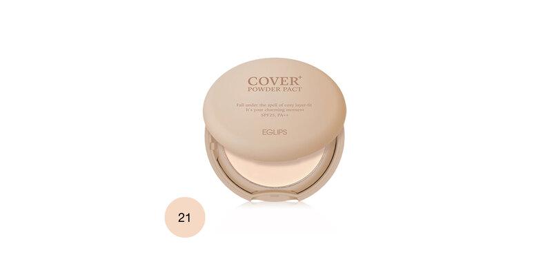 Eglips Cover Powder Pact Plus 9g #21