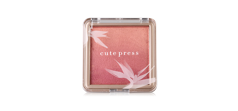 Cute Press Nonstop Beauty Ombre Blush #03 Sunset Glow
