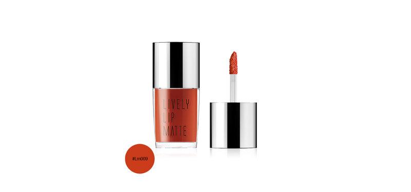 Eglips Lively Lip Matte #Lm009 Get Some Orange Matte