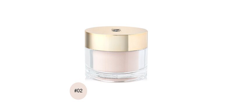 YSL Souffle D' Eclat Sheer And Radiant Loose Powder Natural Finish 15g #02