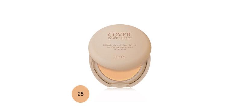 Eglips Cover Powder Pact Plus 9g #25