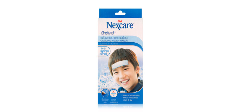 3M Nexcare Cooling Fever Adult [6pcs]