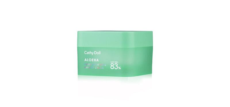 Cathy Doll Aloe Ha Fresh Aloe Vera Memory Cream 50g
