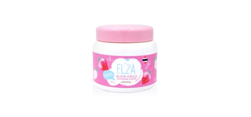 Precious Skin Thailand Elza Gulta Colla Whitening Cream 200g