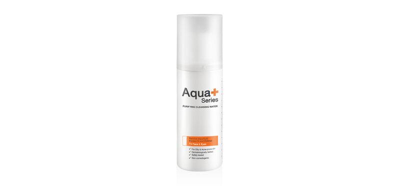 Aqua+ Series Purifying Cleansing Water 150ml