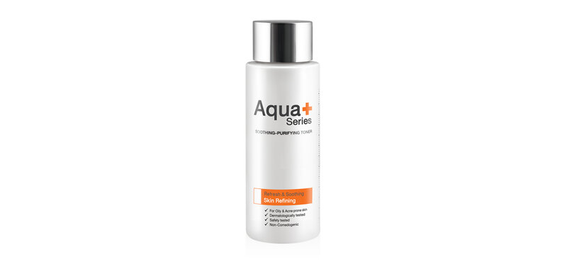 Aqua+ Series Soothing-Purifying Toner 150ml