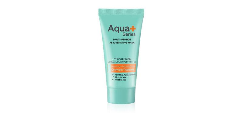 Aqua+ Series Multi-Peptide Rejuvenating Mask 30g