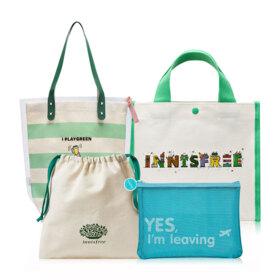 ฟรี! Innisfree Whitening Pore Kit+Innisfree Jeju Cherry Blossom Jelly Cream 10ml (1 ชิ้น / 1 ออเดอร์) เมื่อช้อปสินค้า Innisfree ครบ 3000.-