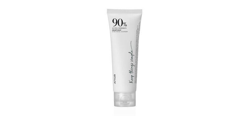 ANUA Heartleaf Acne Facial Cleanser 120ml